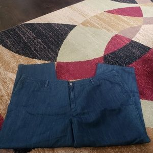 Nwt Wide leg Jean's